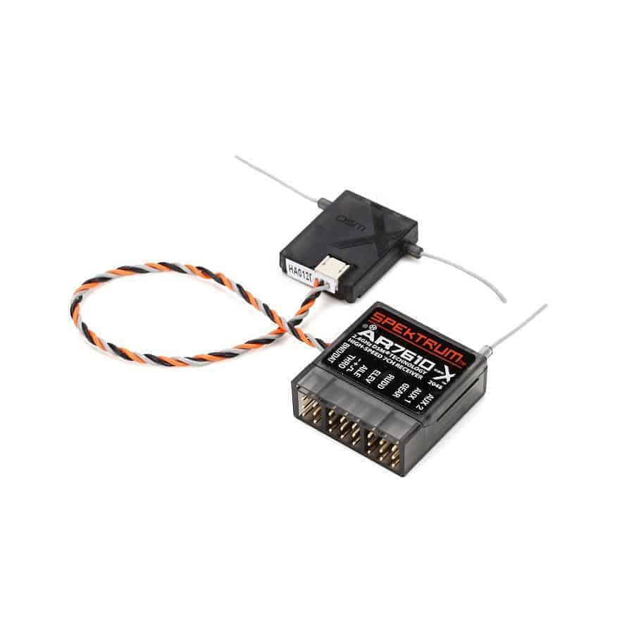 AR7610 7-Channel DSMX Hi Speed Receiver