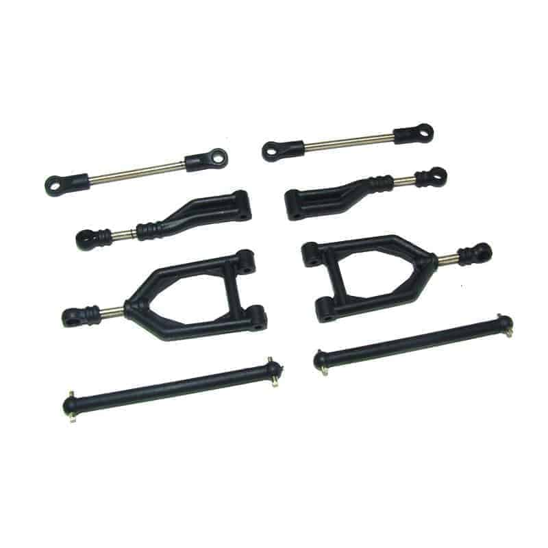 ( YEL12003) - YellowRC Front and Rear upper suspension arms