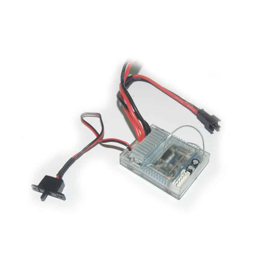 (YEL14002) - YellowRC ESC/Receiver unit for 1/12 Racers