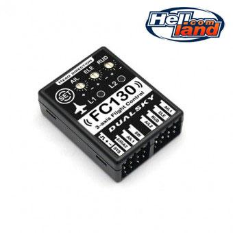 Dualsky FC130 3 Axis Flight Control Unit