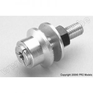 Collet prop adapter M5 Ø2mm (1pc)