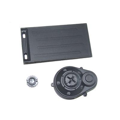 (YEL12012) - YellowRC Battery Door + Motor Gear Cover