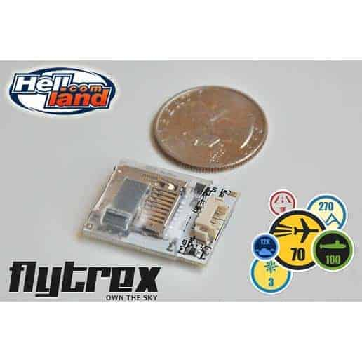 Flytrex Core 2.0 + Cable for DJI (Phantom 1/2, Vision+, Naza-M)