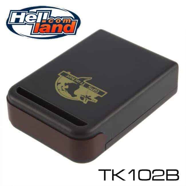 GPS Tracker TK102B (works with SIM card)