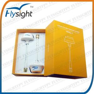 5.8 GHz Cloverleaf Circular Polarized Antenna Set FlySight