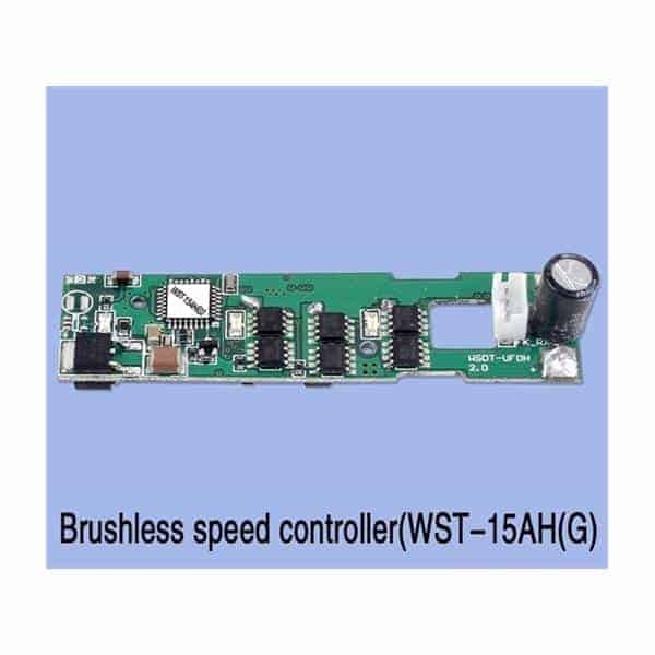 (H500-Z-14) - Brushless ESC (WST-15AH(G)) for Tali H500