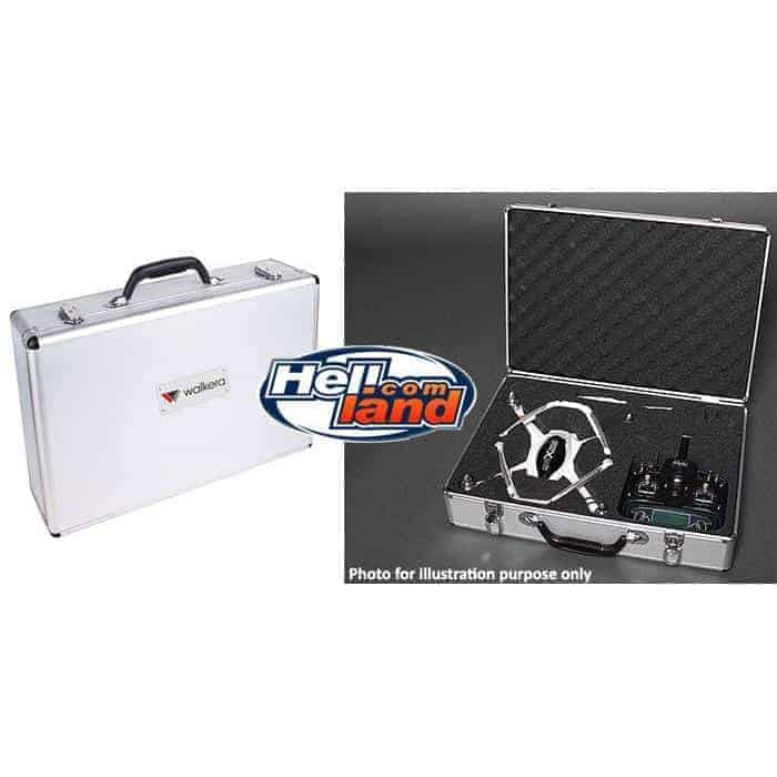 Full Size Aluminum Case for Walkera QR X350 PRO