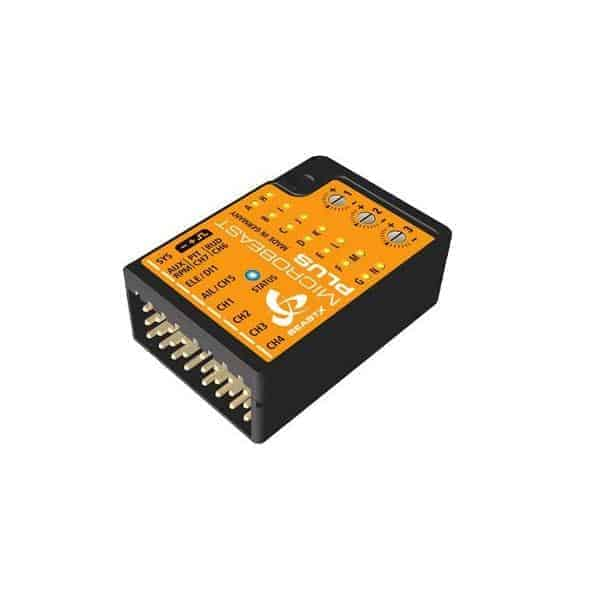 MICROBEAST Plus Flybarless Controller BXM76400