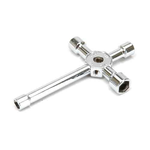 4-way wrench long [103-C] - Q-Model