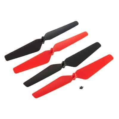 Propeller Set Red Ominus Quadcopter