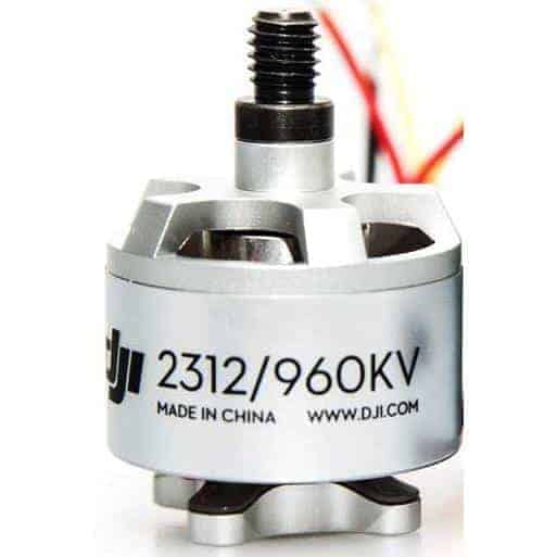 DJI Phantom 2 Motor 2312 Left Handed Thread (CW) (New)