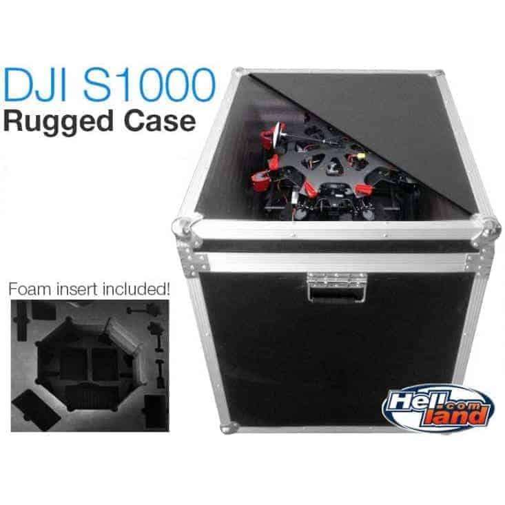 DJI S1000 Aluminium Case