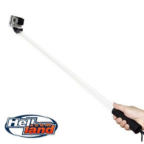 90cm Handheld Floaty EVO Pole for GoPro