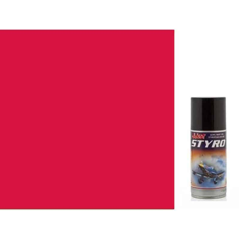 Joker STYRO - BRIGHT RED 150 ml