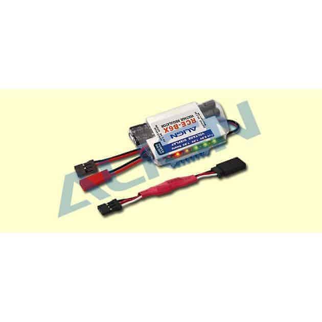 Align External BEC w/ 5.1V Two-way Step-down voltage regulator