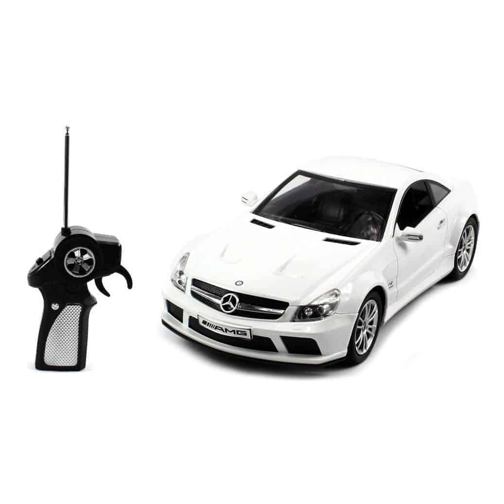 Licensed Mercedes-Benz SL65 AMG Electric RC Car 1:18 DX RTR