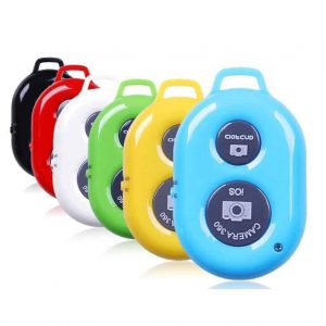 Bluetooth Remote Control Camera Shutter For iPhone/Android