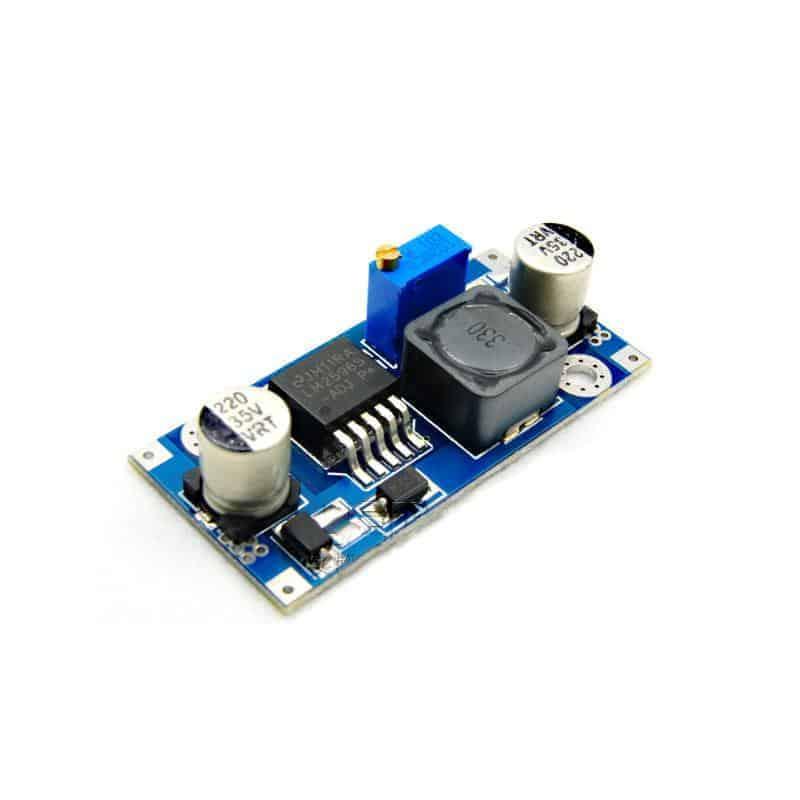 4.5-35V Input, 3-33.5V Output Step-down Voltage Regulator