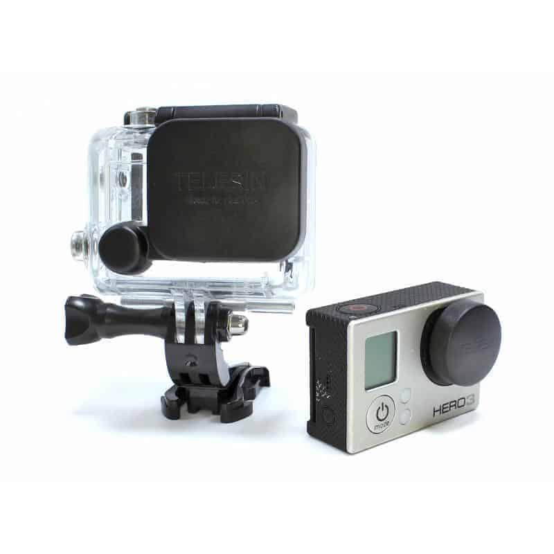 Lens Cap for GoPro Hero 3 & 4