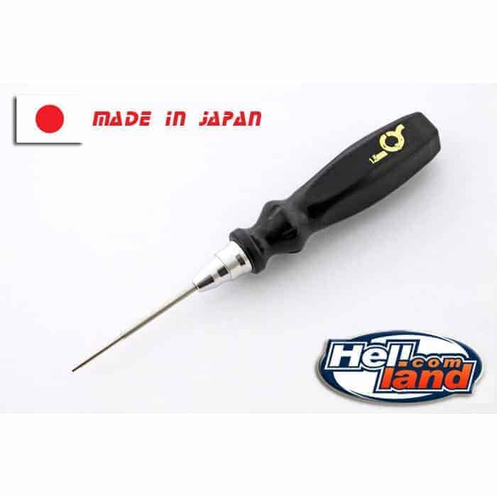 Hex driver 1.5mm (Made in Japan)