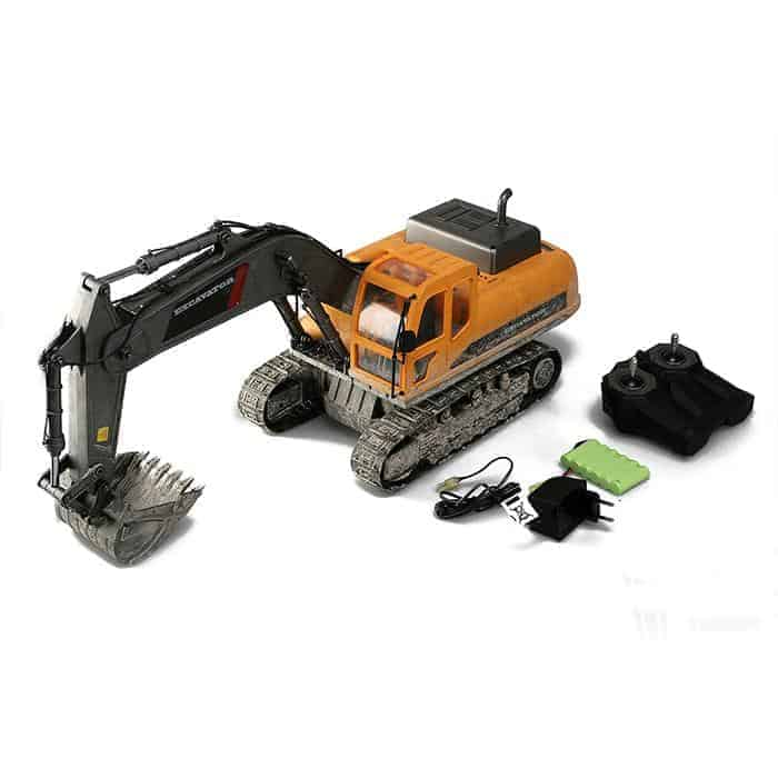 Hobby Engine Premium Label RC Excavator - 2.4Ghz Radio System