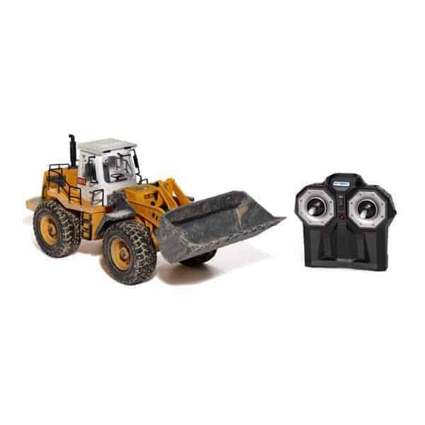 Hobby Engine Premium Label Wheeled Loader - 2.4Ghz Radio System