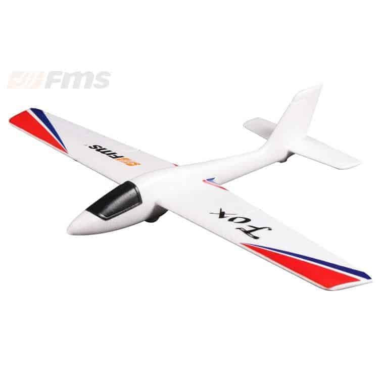 Fox Hand Launch Glider 600mm White FMS, not RC SALE