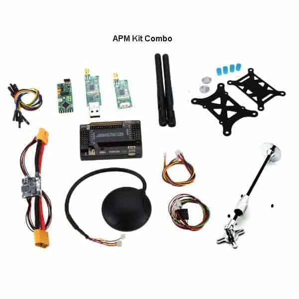 APM 2.6 Autopilot Kit Combo
