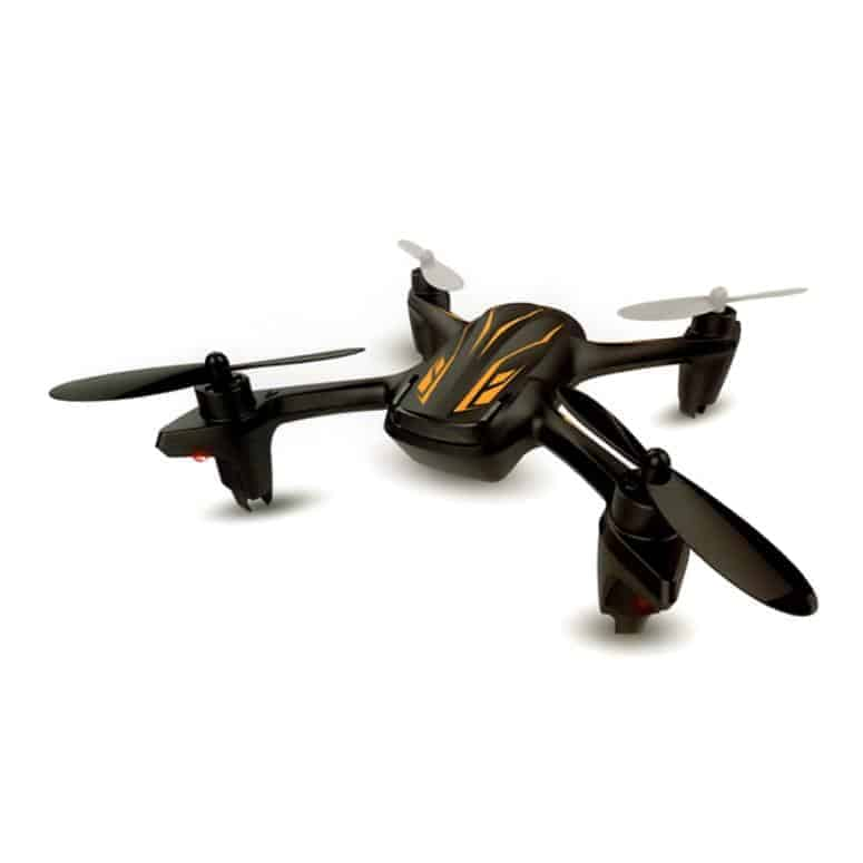 Hubsan X4 Plus 2.4G 4CH RC Quadcopter with LED (H107P)