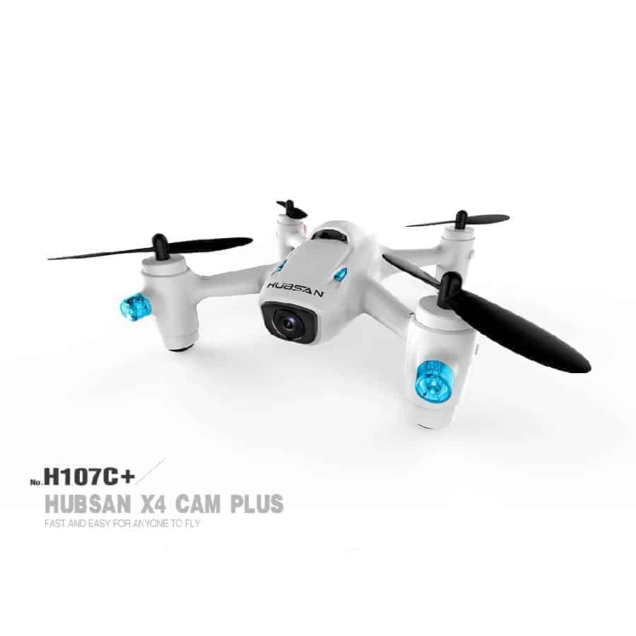 Hubsan X4C+ Plus Camera 720p 2.4G 4CH RC Quadcopter with LED