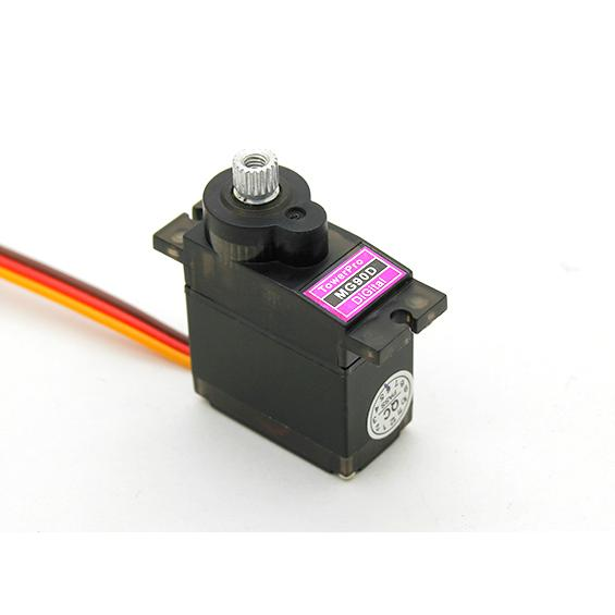 TowerPro MG90D Mini Digital Servo (2.4kg / 0.08sec / 13g)