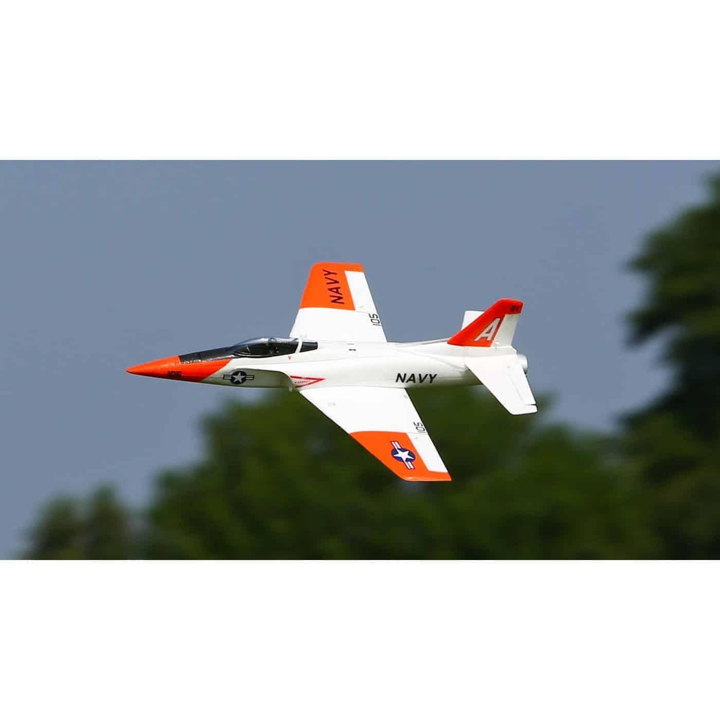 E-Flite UMX™ Habu S 180 DF BNF with SAFE® Technology