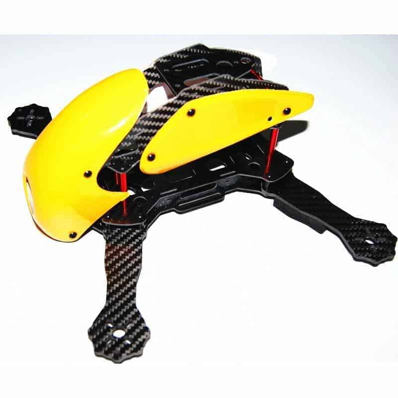 RoboCat 270mm FPV-Racing Mini Quadcopter KIT