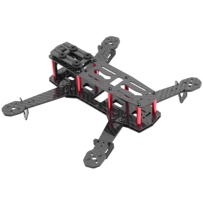 Mini H250 3K Carbon Fiber Quadcopter Frame Kit