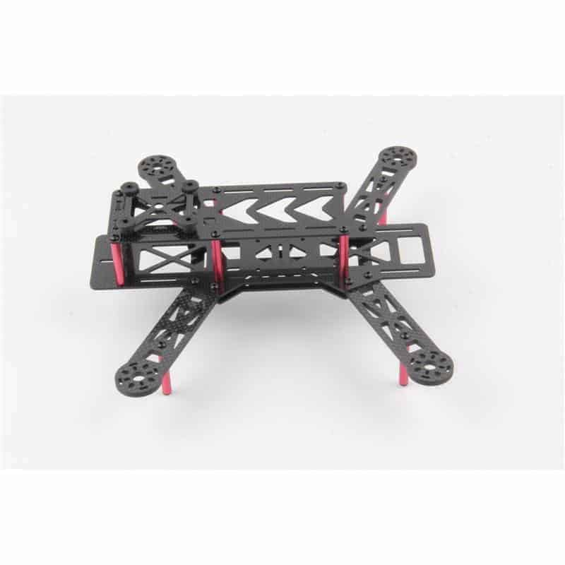 Mini Q250 3K Carbon Fiber Quadcopter Frame Kit
