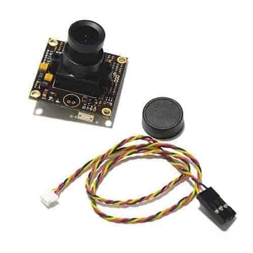 Sony CCD 700TVL FPV Camera for 250 Quadcopter OSD supported