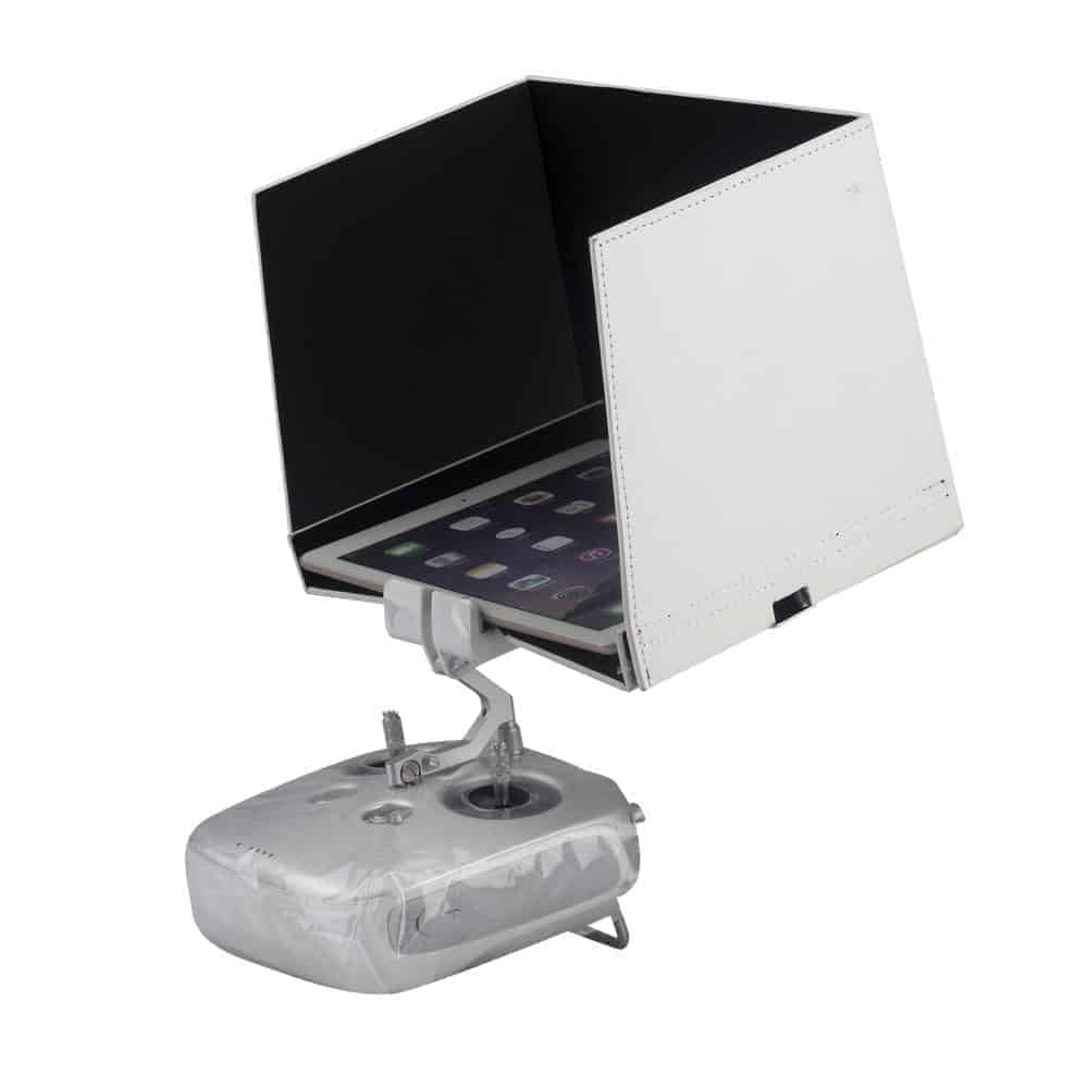 10 inch Sunshade for DJI Inspire 1 & Phantom 3 with iPad Air