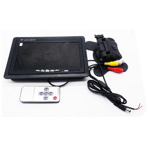 7 inch LCD TFT FPV 800 x 480 Monitor High-light version