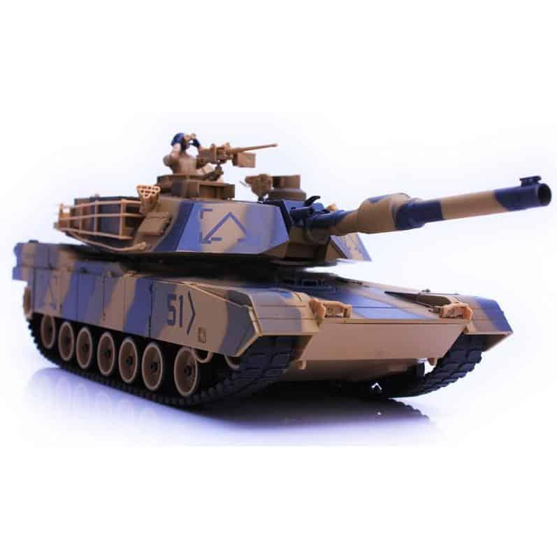 M1 Abrams ASG RTR 1:16