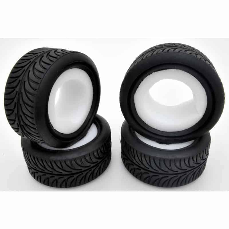 1/10 RC Car AUSTAR Performance Racing Tyre With Insert Sponge
