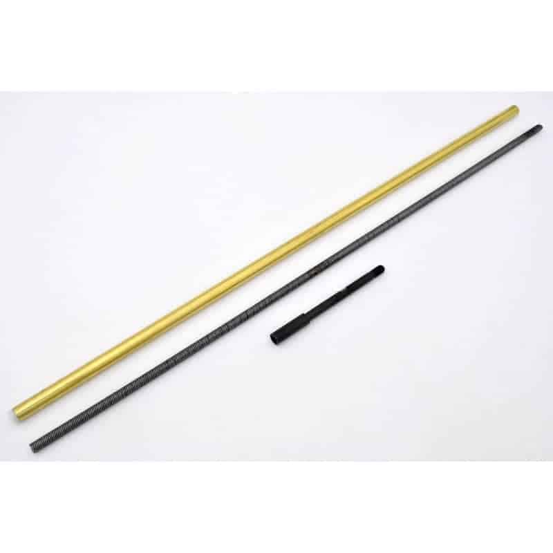 RC Boat Φ.3.8 x 300mm Metal Flex-shaft Drive Cable + 300mm