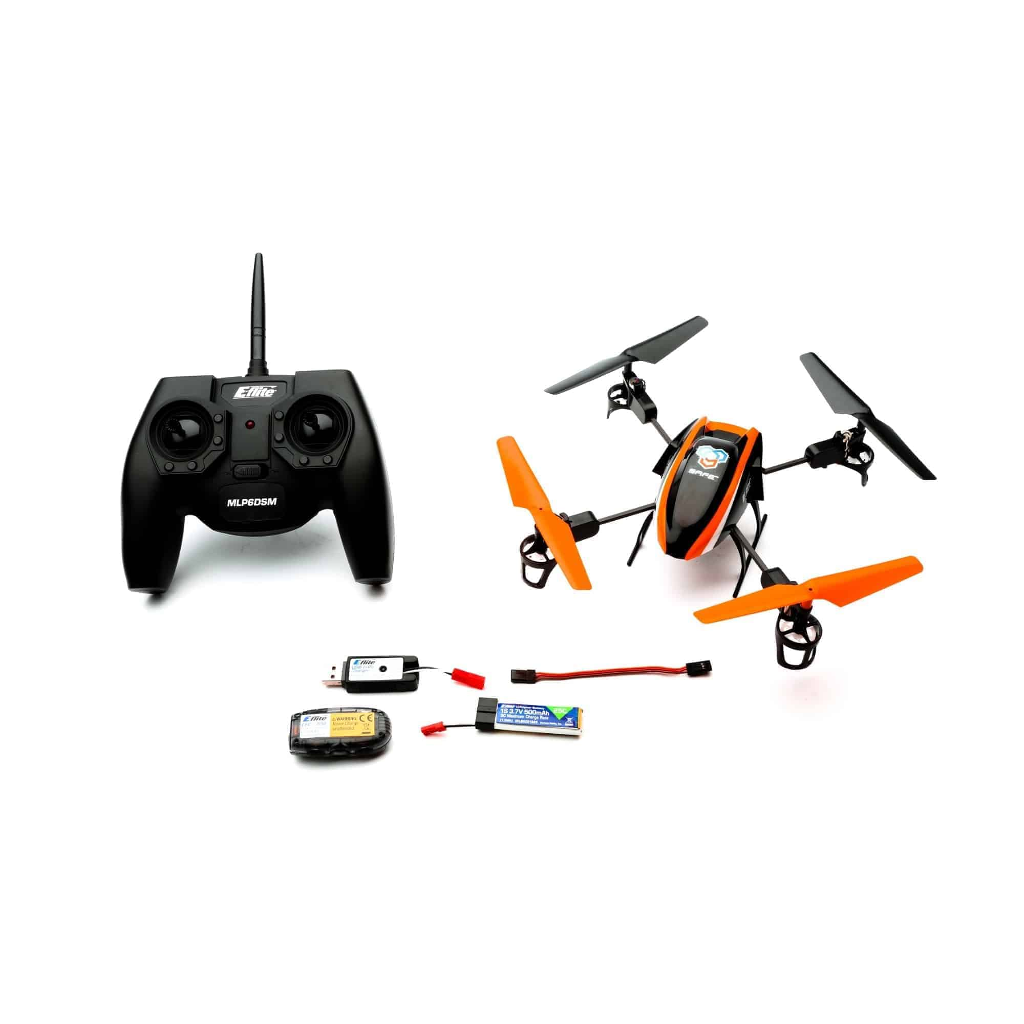 Blade 180 QX HD RTF (Mode2)