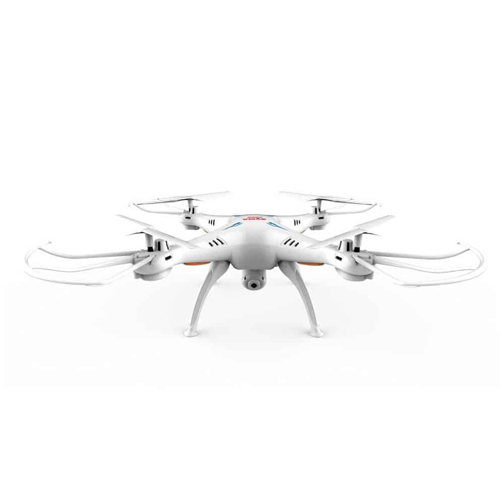 Syma X5SC (2016) Drone Explorer 2 with HD Camera RTF (White)