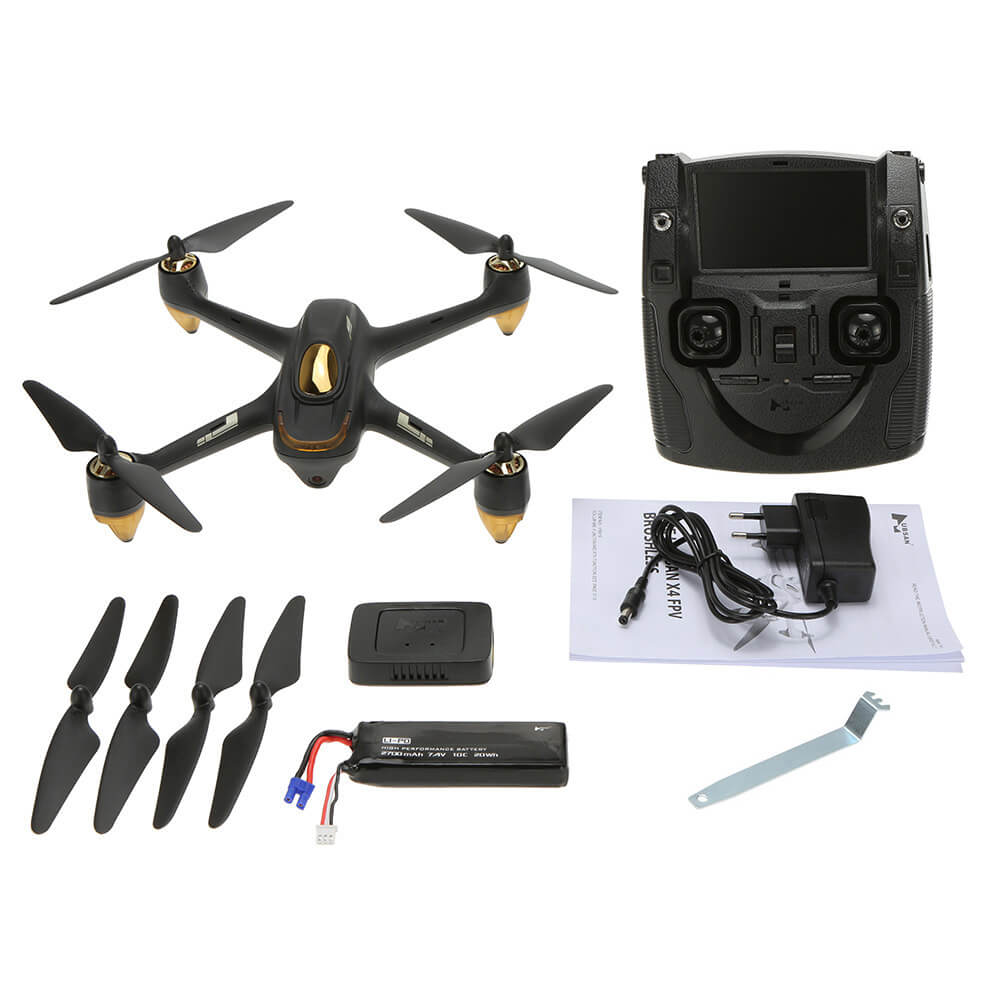 Hubsan X4 H501S with GPS and 1080p camera (RTF)