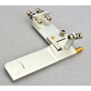 43*75mm CNC Aluminium RC Boat Mini Helm Rudder