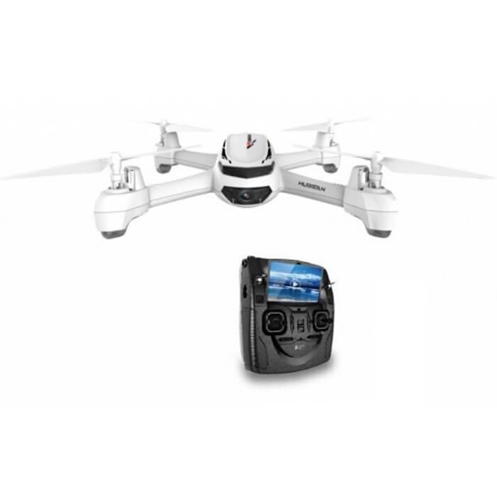 Hubsan H502S X4 FPV Quadcopter Drone W/GPS 720, RTH, Follow Me & Headless Mode