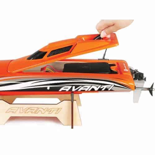 Thunder Tiger - Electric Boat Avanti OBL RTR (orange)
