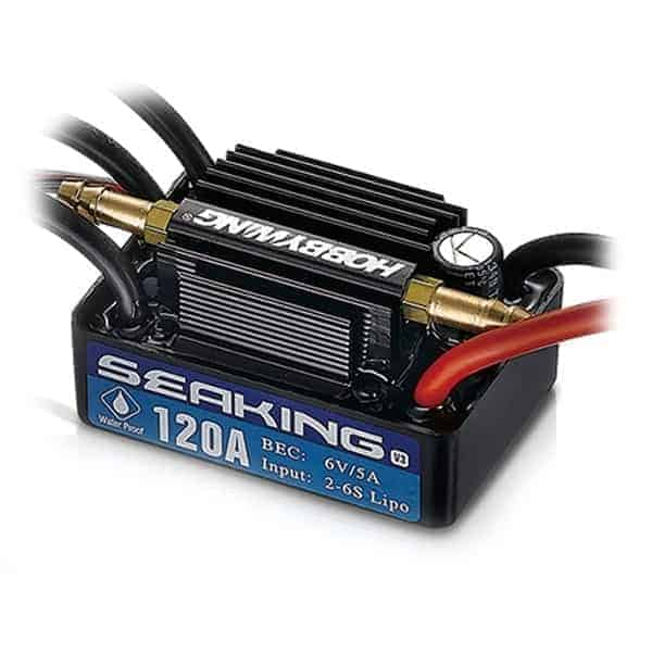 Hobbywing Seaking 120A V3 Speed Control