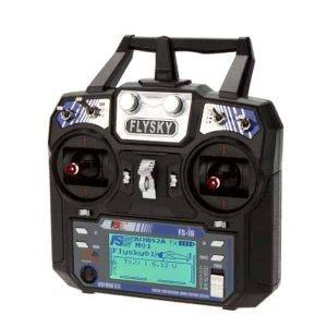 FlySky FS-i6 6CH 2.4GHz + iA6 receiver with telemetry