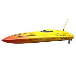 Thunder Tiger Outlaw Jr.Obl RTR Brushless RC Boat 2.4GHz